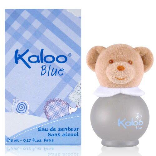 Kaloo 無酒精寶寶香水 Blue布魯熊香水 8ML ☆真愛香水★