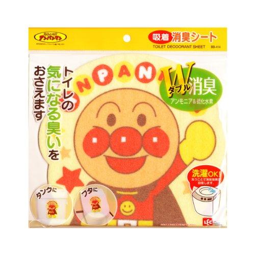 日本麵包超人 Anpanman 麵包超人馬桶除臭貼片