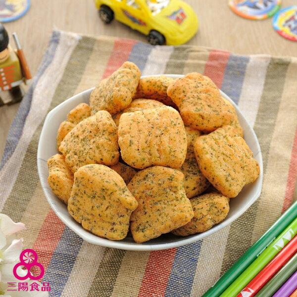 【三陽食品】海苔鬆餅