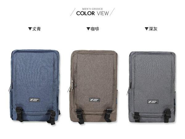 ☆BOY-2☆【NQA5084】男背包 雙扣潮流街頭機能後背包 1