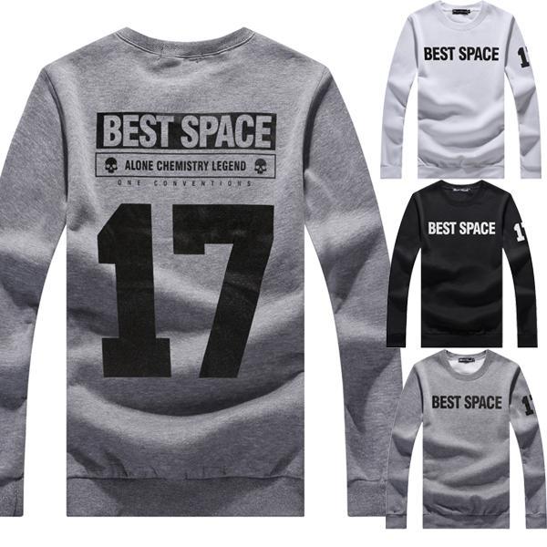 刷毛T恤 T恤 T~Shirt 情侶T恤 暖暖刷毛 MIT 製  簡約BEST SPACE