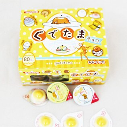 【敵富朗超巿】丹生堂 蛋黃哥巧克力240g(賞味期限至2016.10.31)