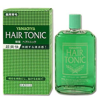 日本柳屋【YANAGIYA 】 Hair Tonic營養液(熱銷追加中)