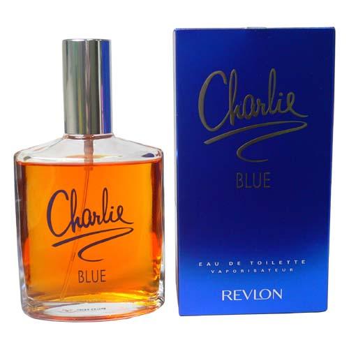 英國REVLON Charlie Blue大查理香水-100ml
