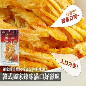 韓國進口 韓式烤魷魚 [KR166] 1