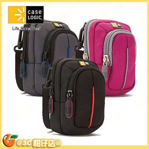 美國 Case Logic DCB-302 相機包 黑色 RX100M2 XF1 WX300 WX80 P330 TX30