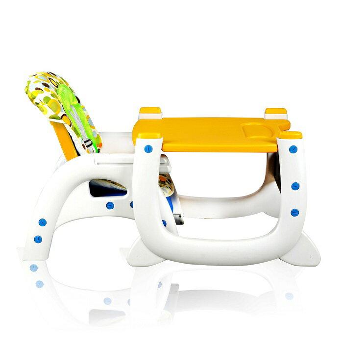 PUKU藍色企鵝 - Magic高腳餐椅 7