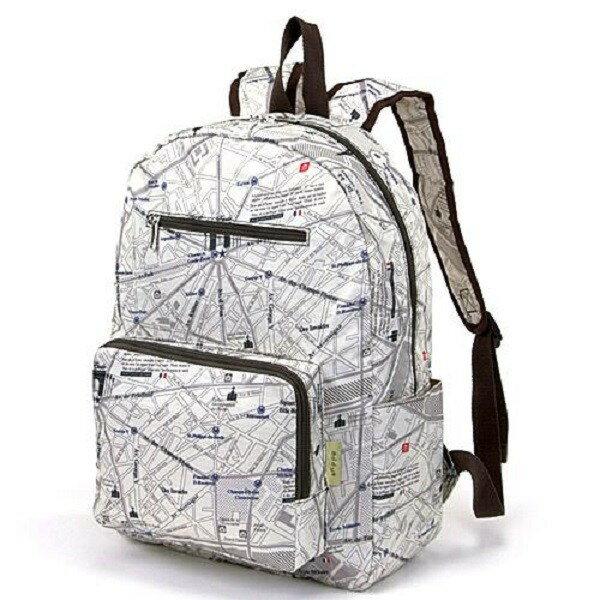 【現貨+預購】摺疊收納旅行後背包 -日本設計款多種顏色上市 3