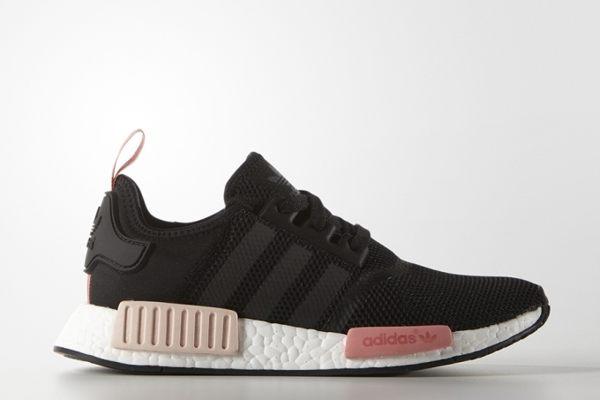【蟹老闆】Adidas NMD RUNNER 愛迪達 黑粉 NMD 休閒運動鞋 少量現貨 女鞋