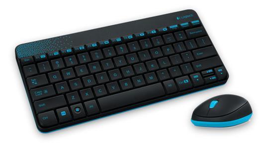 羅技 Logitech MK240 無線鍵盤滑鼠組 【天天3C】