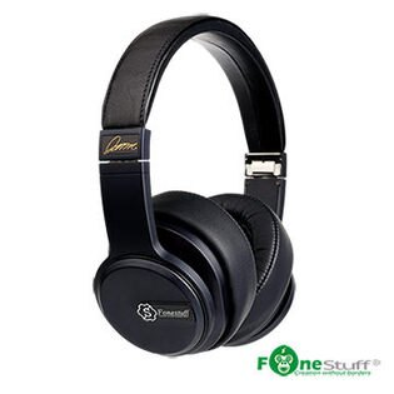 Fonestuff 瘋金剛 Drama5 Hi-Fi 劇院耳罩式耳機 (古典炭黑灰)(蕭敬騰專屬打造版) [天天3C]