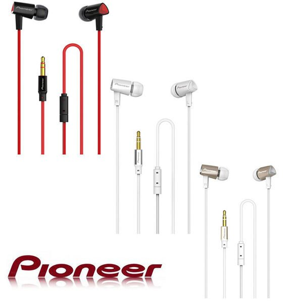 【天天3C】Pioneer SE-CL31 封閉型入耳式耳機