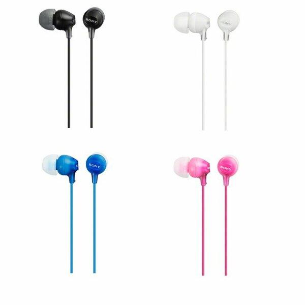【天天3C】SONY MDR-EX15LP 輕量型內耳式耳機