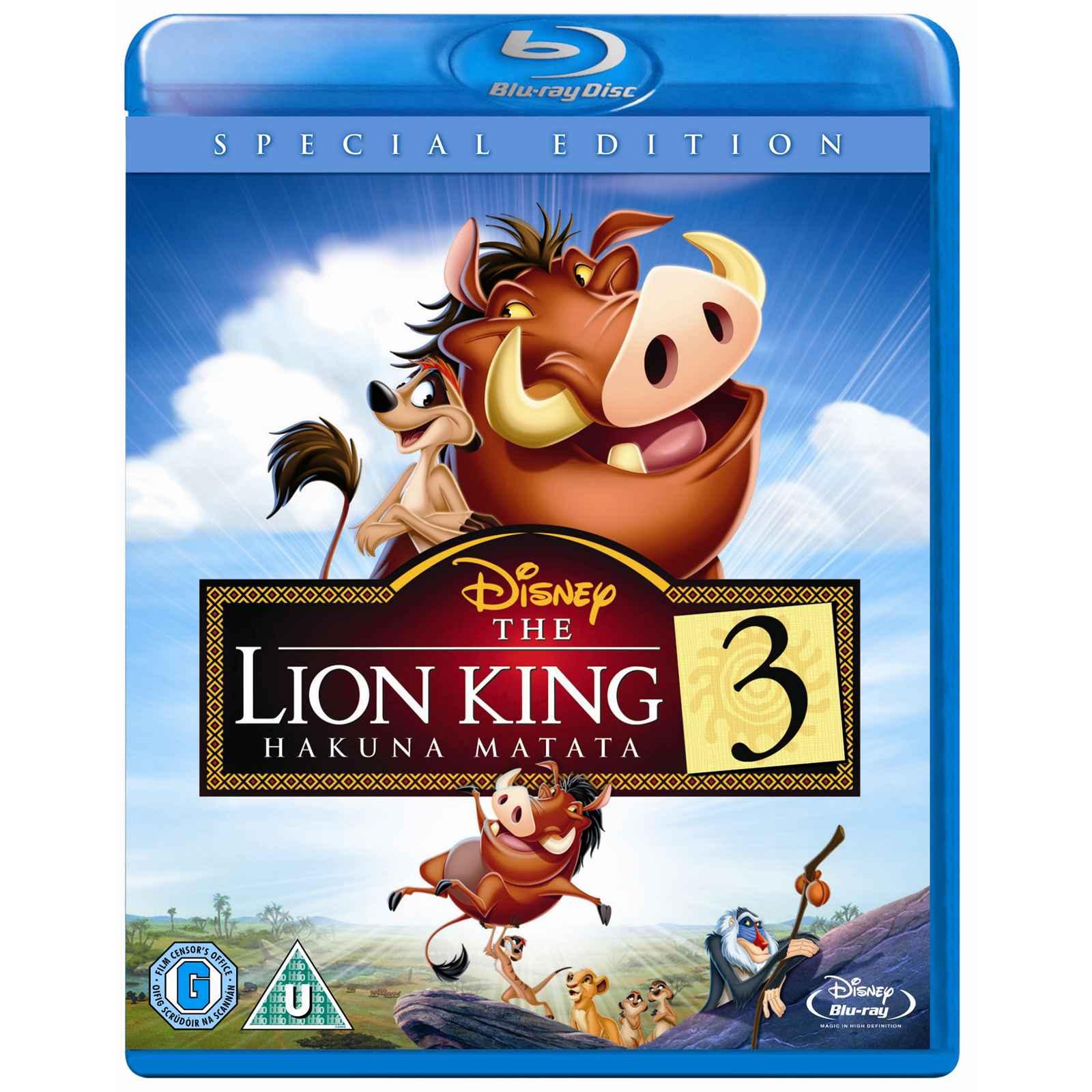 король лев 1 2 3 торрент