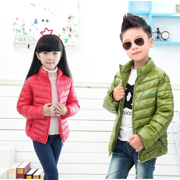 外套【心齋橋】韓版新款兒童羽絨棉羽絨外套FAN1445(現+預)
