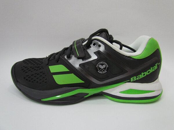 BABOLAT專業男網球鞋 Wimbledon紀念版