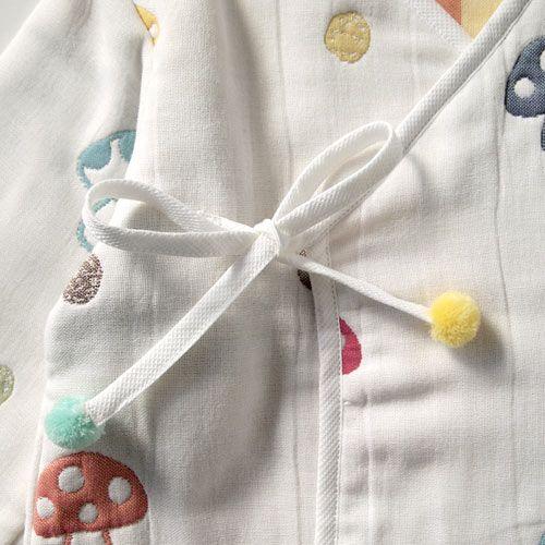 Hoppetta - 六層紗蘑菇睡袍 4
