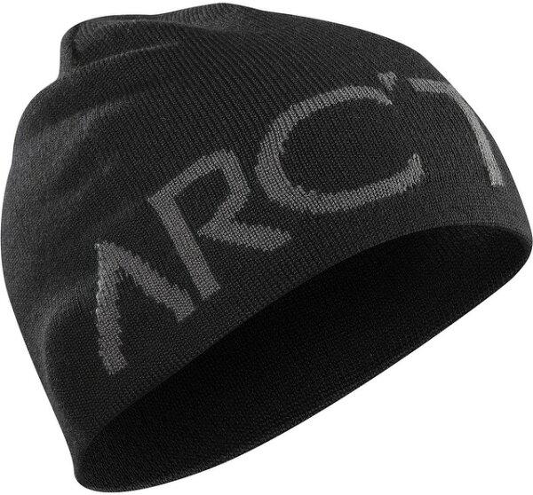 Arcteryx 始祖鳥 保暖帽/毛帽/滑雪/登山/旅遊/背包客 Word Head 雙面保暖帽 15221黑