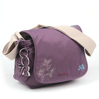 小崴Life親子館- 德國okiedog SIDAMO gnie媽咪袋-紫色(R023) 多功能親子包/媽媽包