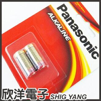 ※ 欣洋電子 ※ Panasonic 國際牌 ALKALINE 大電流 鹼性5號電池 1.5V (2入)LR1T/2B/N