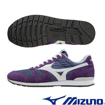 D1GA160067 (深紫X白)  MIZUNO 1906 ML87 女休閒款慢跑鞋 A【美津濃MIZUNO】
