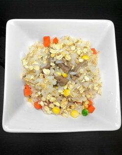 【羊】羊肋條麥片燉飯 300g (手作狗狗鮮食)