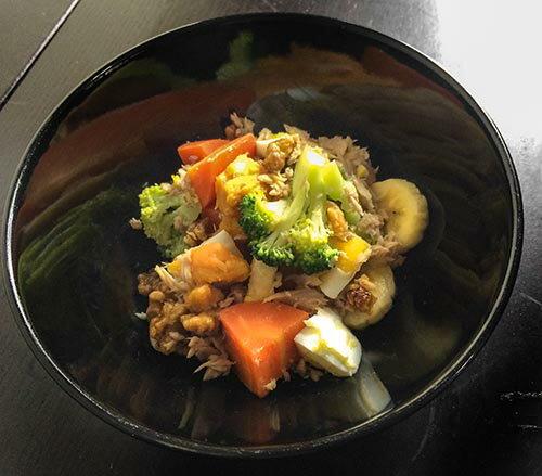 【魚】鮪魚蔬果沙拉 450g (手作狗狗鮮食)