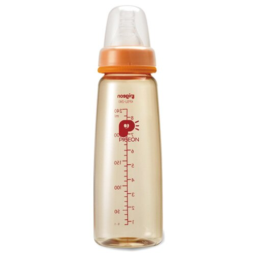 Pigeon貝親 - 母乳實感一般PPSU奶瓶 240ml 0