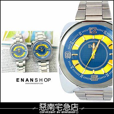 惡南宅急店【0352F】男錶女錶?韓 『極品美學』金屬手錶 可當情侶對錶?單支價