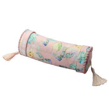 【春夏限定】LOURDES AX-HXL186mw 肩頸按摩枕 (芍藥花款)