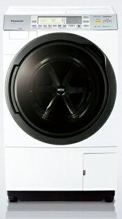 Panasonic 國際牌 10.5公斤 洗脫烘滾筒洗衣機 NA-VX73(GL左開/GR右開)/ECONAVI智慧節能科技