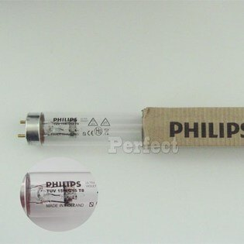 【PHILIPS ● 飛利浦】T8 15W紫外線殺菌燈管