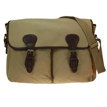 Urban Country Canvas Twin Pocket Bag (sand) 0