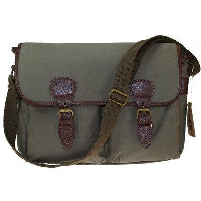 Urban Country Canvas Twin Pocket Bag (khaki) 0
