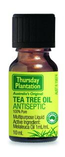 *預購* Thursday Plantation 星期四農莊茶樹油 10ml