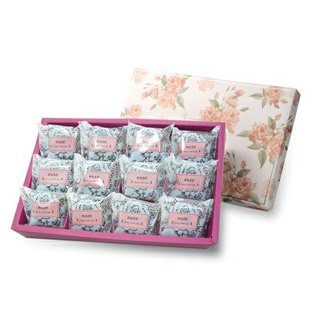 【一之軒蜂巢蛋糕12入禮盒】香醇蜂蜜製成、蜂巢般的特殊形狀口感Q彈~入口後滿滿蜜香