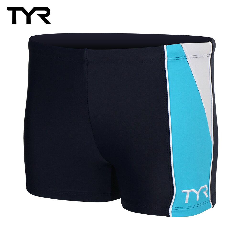 美國TYR男用四角款泳褲Cragen Boxer Sky Blue台灣總代理 - 限時優惠好康折扣