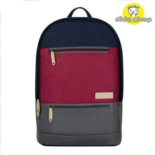 Cartinoe 卡提諾 15.6吋 學院風系列 時尚簡約 輕巧防震 筆電包 後背包 (CL134)