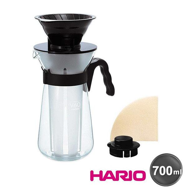 HARIO 冰/熱兩用咖啡壺700ml VIC-02B 1