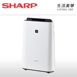 日本原裝 SHARP【KC-E40】加濕空氣清淨機 9坪 負離子 抗菌 過敏 塵蹣