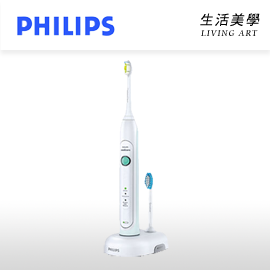 日本原裝 PHILIPS【HX6766/43】電動牙刷 超高速振動 清潔潔白模式 強度調整 水洗 海外