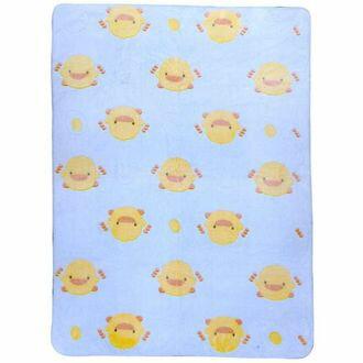 『121婦嬰用品館』黃色小鴨 立體蛋殼四季毯(藍/粉/黃) 0