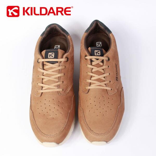 Kildare 巴西綁帶休閒鞋 淺棕 男 慢跑 1