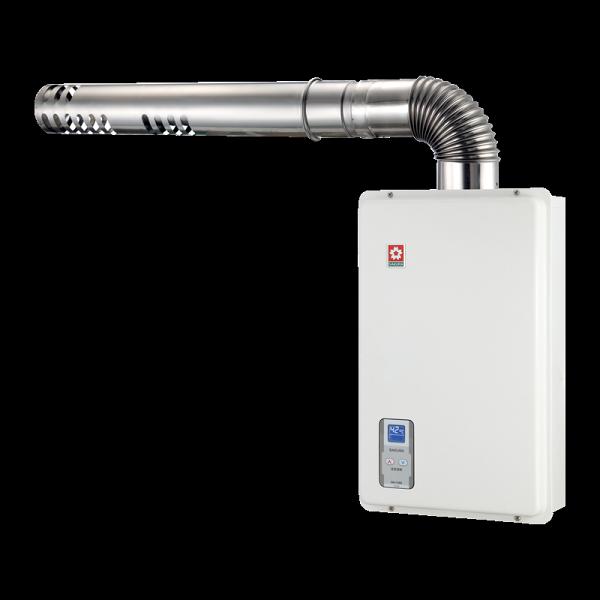 (櫻花)數位平衡式熱水器浴室、櫥櫃專用-13L/16L