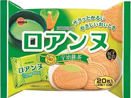 有樂町進口食品 北日本 宇治抹茶法蘭酥(142g) 日本原裝進口 4901360315956 0
