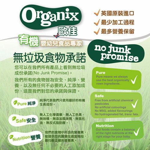 『121婦嬰用品館』英國Organix 有機燕麥多穀片 - 香蕉覆盆莓200g 3