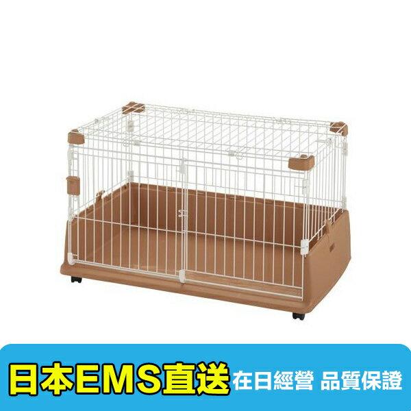 【海洋傳奇】【大型】日本Richell利其爾寵物籠 940L 褐色 0