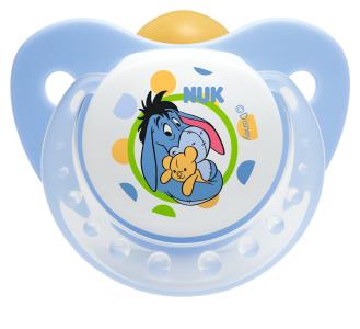 『121婦嬰用品館』NUK 迪士尼安睡型乳膠安撫奶嘴 - 初生 0