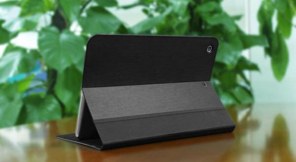MACALLY iPad Air 時尚 站立式 保護套 三色