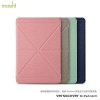 Apple 蘋果商品推薦moshi VersaCover APPLE iPad mini 2/3 多角度 皮套 透明 背蓋 側翻 站立 保護套